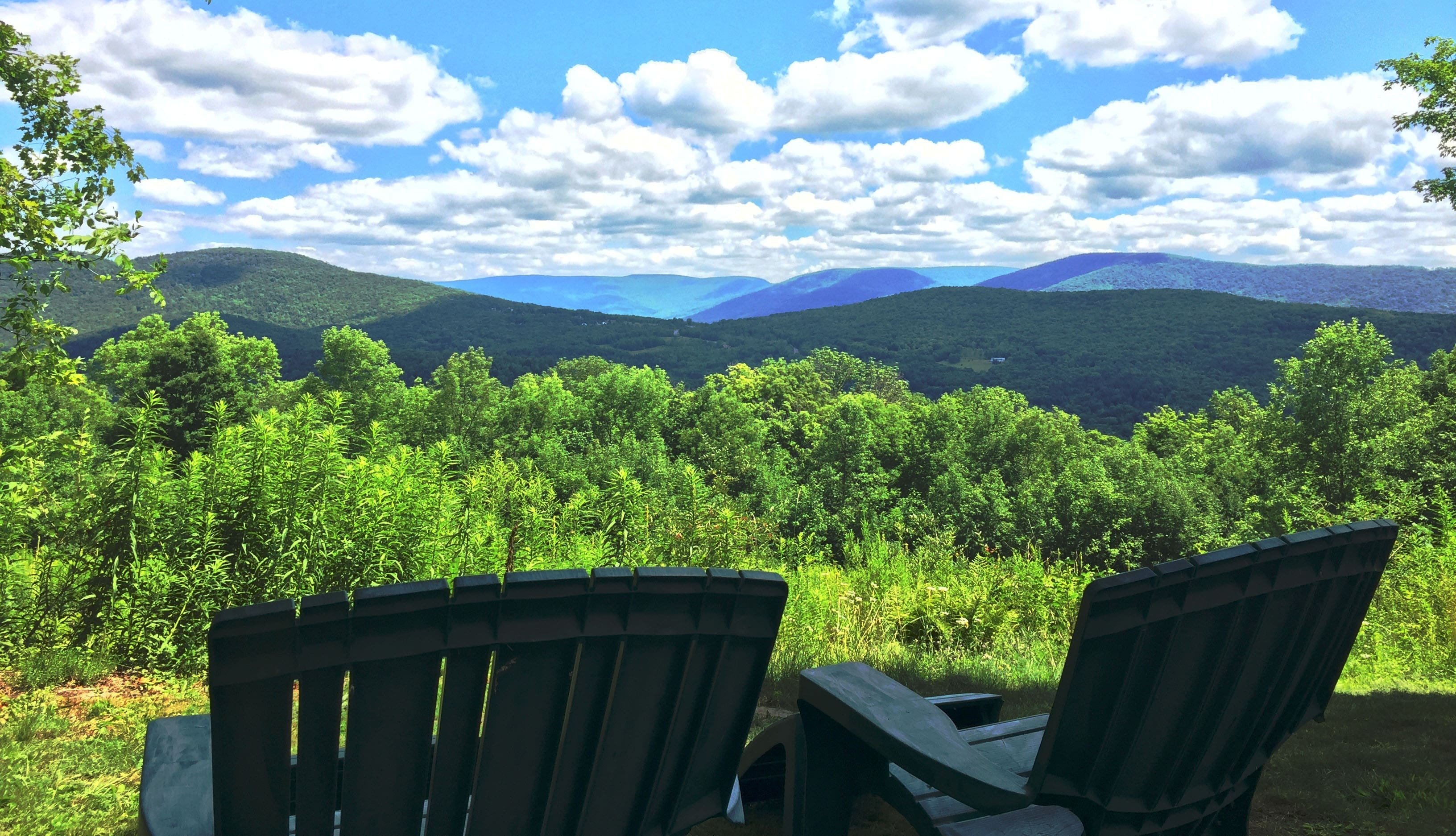 Amazing Mountain Views at Overlook Lodge